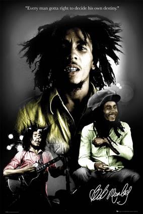 Bob Marley poster kopen