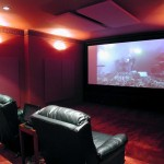 Man cave bioscoop