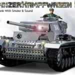 Heng Long RC Tank 1 16 PanzerKampfwagen