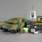 Heng Long RC Tank 1:24 M1A2 Abrams