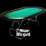 Pokertafel groen kopen