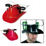 bier helm cowboy