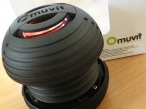 Muvit Mini PortableSpeaker review