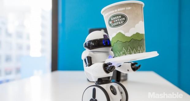 Robot kopen: Wowwee MIP Robot