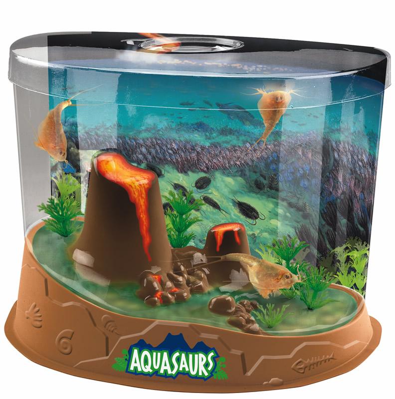 Aquasaurs aquarium